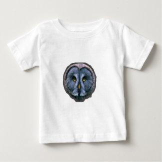 Beard fogy (Strix nebulosa) Baby T-Shirt