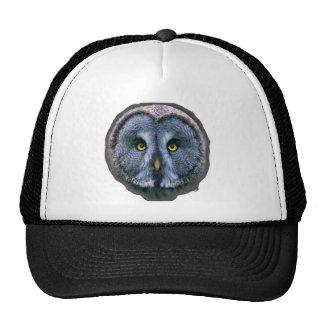 Beard fogy (Strix nebulosa) Trucker Hat