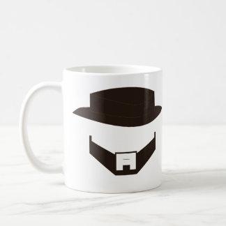Beard & Hat - Original Coffee Mug