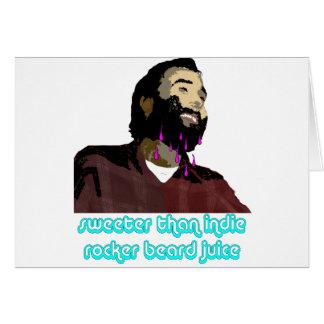 Beard Juice 10 Card