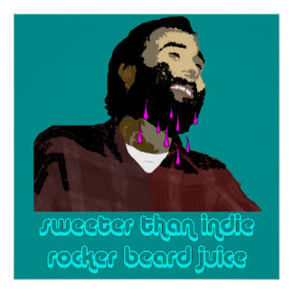 Beard Juice 10 Poster