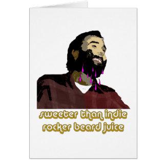 Beard Juice 1 Card