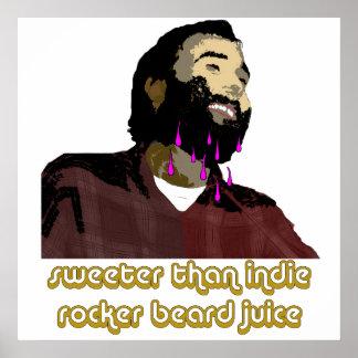 Beard Juice 1 Poster
