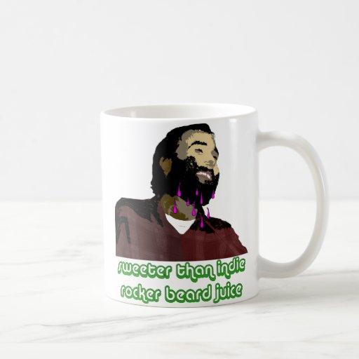 Beard Juice 2 Coffee Mugs