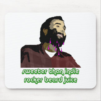 Beard Juice 2 Mouse Pad