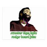 Beard Juice 2 Post Cards