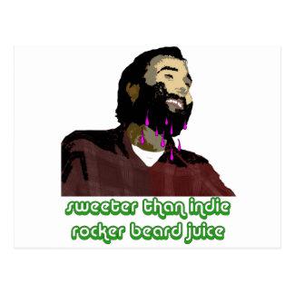 Beard Juice 2 Postcard