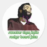 Beard Juice 2 Stickers