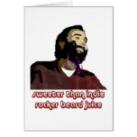Beard Juice 3 Card