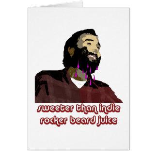 Beard Juice 3 Card
