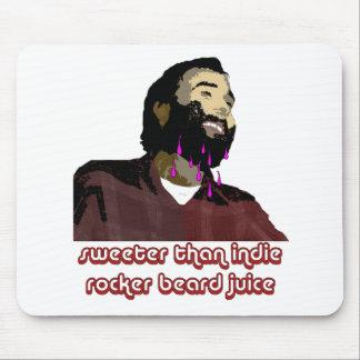 Beard Juice 3 Mouse Pad