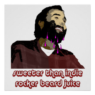Beard Juice 3 Poster