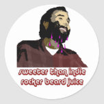 Beard Juice 3 Sticker