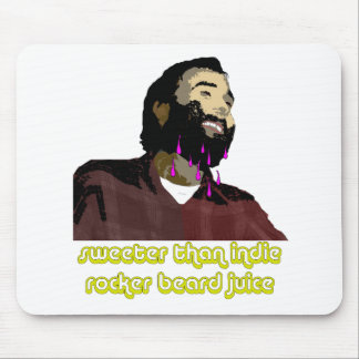 Beard Juice 4 Mouse Pad
