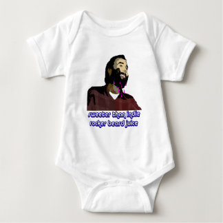 Beard Juice 5 Baby Bodysuit