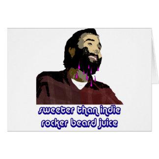 Beard Juice 5 Card