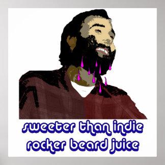 Beard Juice 5 Poster