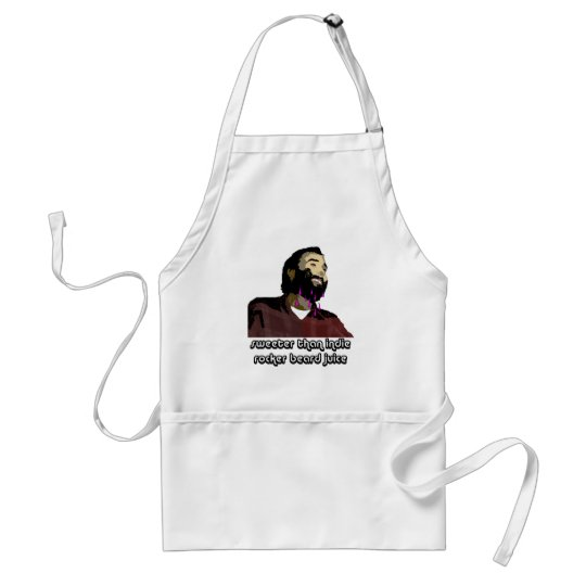 Beard Juice 6 Adult Apron