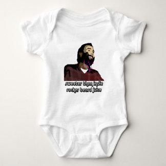 Beard Juice 6 Baby Bodysuit