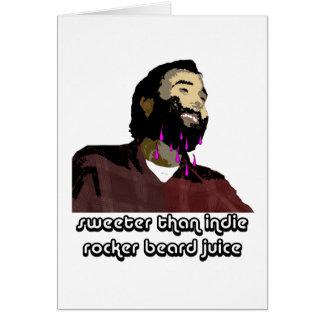 Beard Juice 6 Card