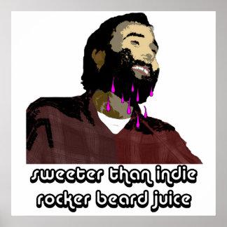 Beard Juice 6 Poster