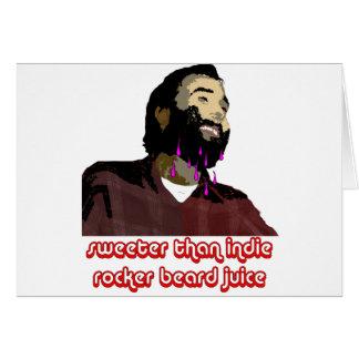 Beard Juice 7 Card