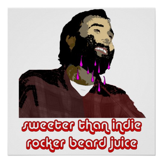Beard Juice 7 Poster