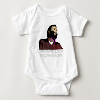 Beard Juice 8 Baby Bodysuit