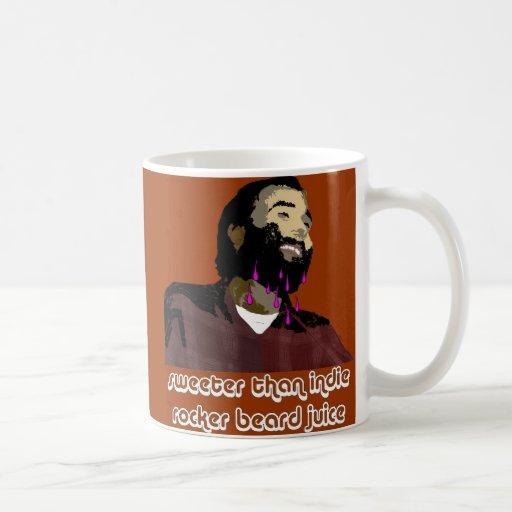 Beard Juice 8 Coffee Mug