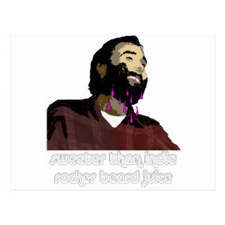 Beard Juice 8 Postcard