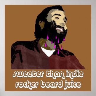 Beard Juice 8 Poster
