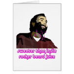 Beard Juice 9 Cards