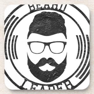 Beard leader coaster