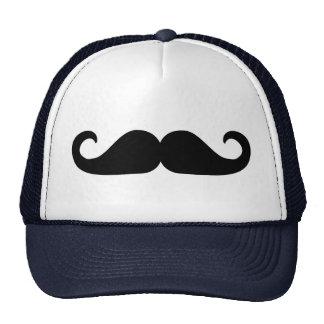 Beard - Mustache Trucker Hat