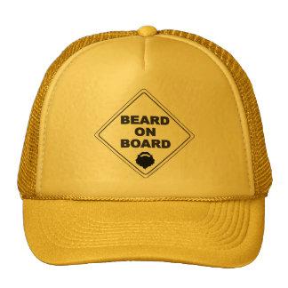 Beard on Board Hat
