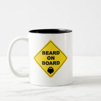 Beard on Board Mug