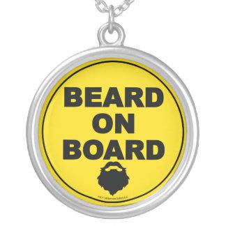 Beard on Board Necklace