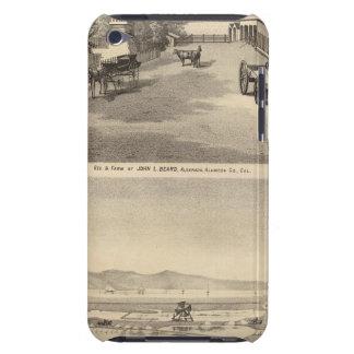 Beard res, Alvarado Salt Works iPod Case-Mate Cases