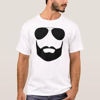 Beard Sunglasses T-Shirt