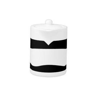 Beard Teapot