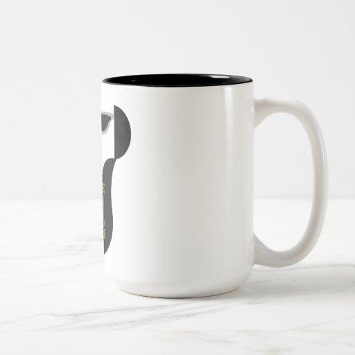 Beard War Coffee Mug