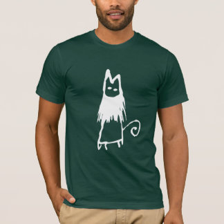Bearded Cat T-Shirt