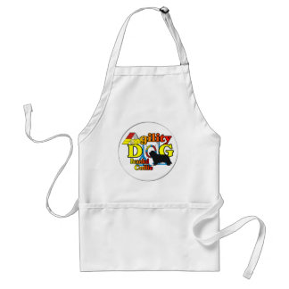 Bearded Collie Agility Gifts Adult Apron