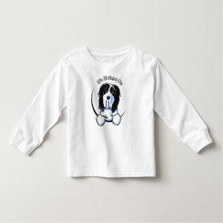 Bearded Collie Beardie IAAM Toddler T-shirt