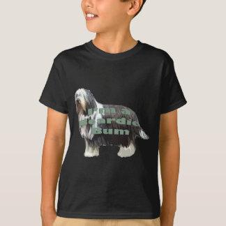 """Bearded Collie """"Bum"""" T-Shirt"""