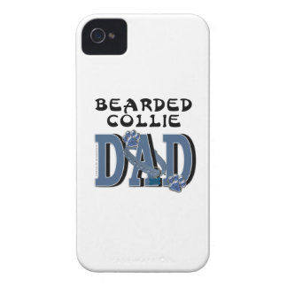 Bearded Collie DAD iPhone 4 Cover