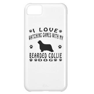 Bearded Collie designs iPhone 5C Case