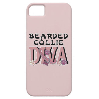 Bearded Collie DIVA iPhone SE/5/5s Case