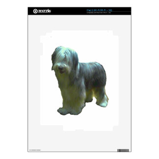 bearded collie full.png decals for the iPad 2