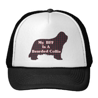 Bearded Collie Gifts Trucker Hat